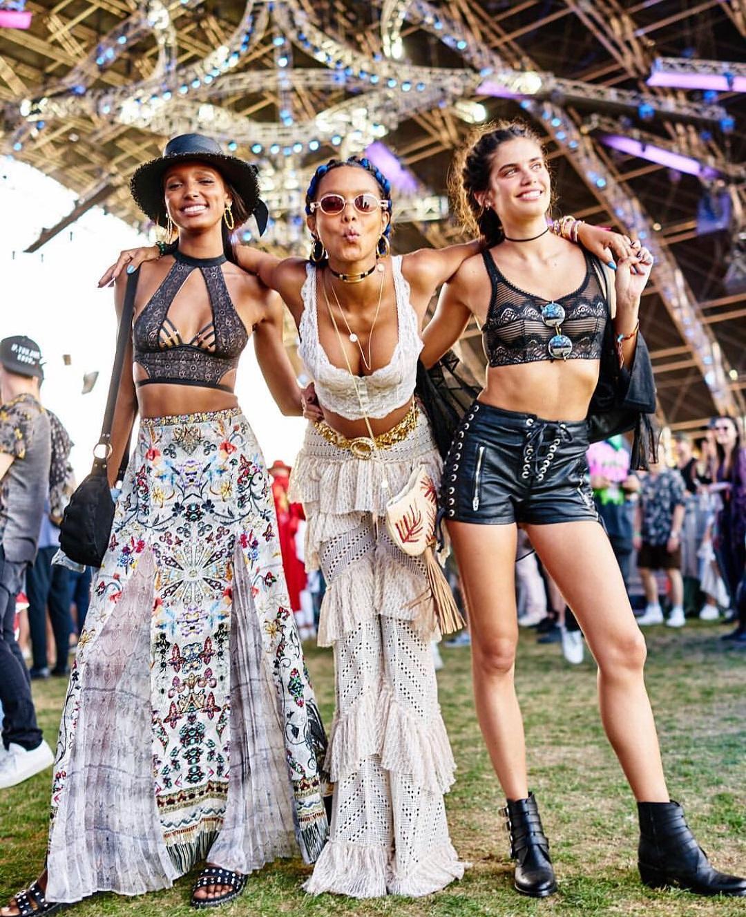 Coachella 2018: Meus looks favoritos!