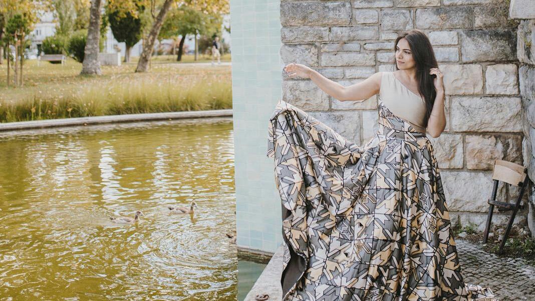 Look do dia: Rose Palhares