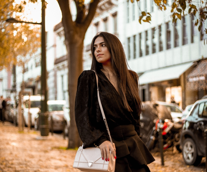 Look do dia: Evento Dior