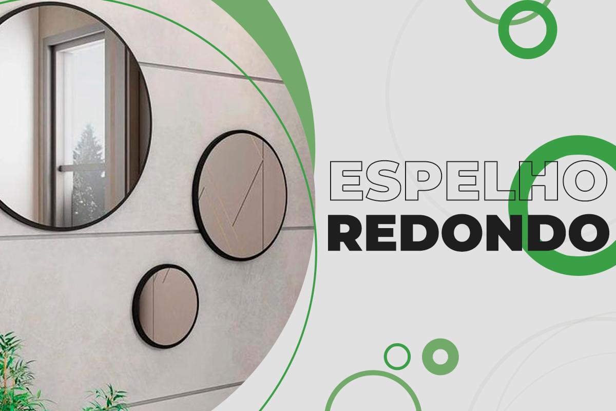 DECORAÇÃO | ESPELHOS REDONDOS