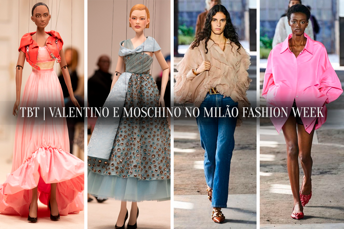 TBT | SEMANA DE MODA MILÃO FASHION WEEK – p.1